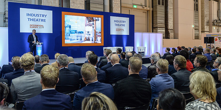 Industry Theatre at Intermodal Europe