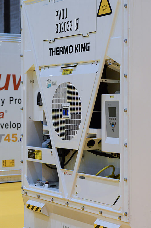 Thermo King Container